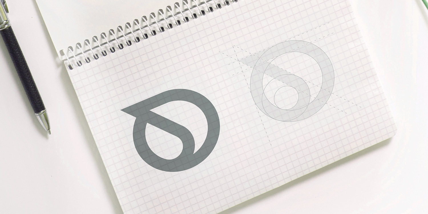 Logo Design Sketch