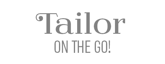 Tailor On The Go!